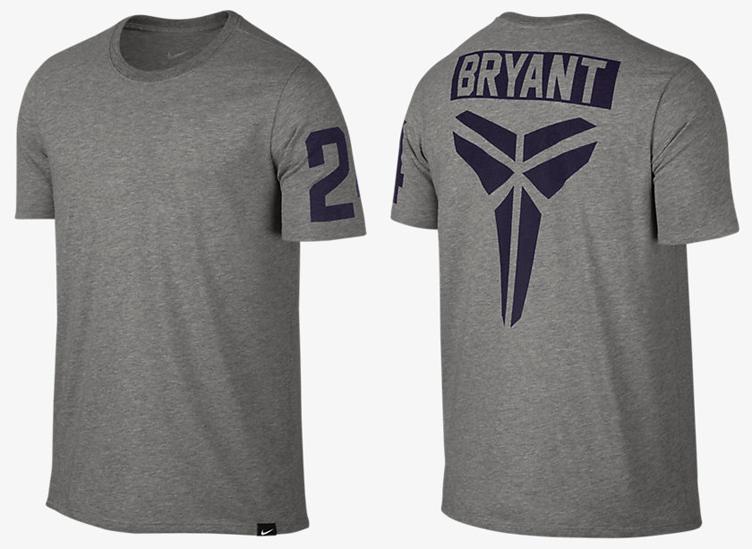 hxtjuo Nike Kobe 11 Eulogy Shirts | SneakerFits.com
