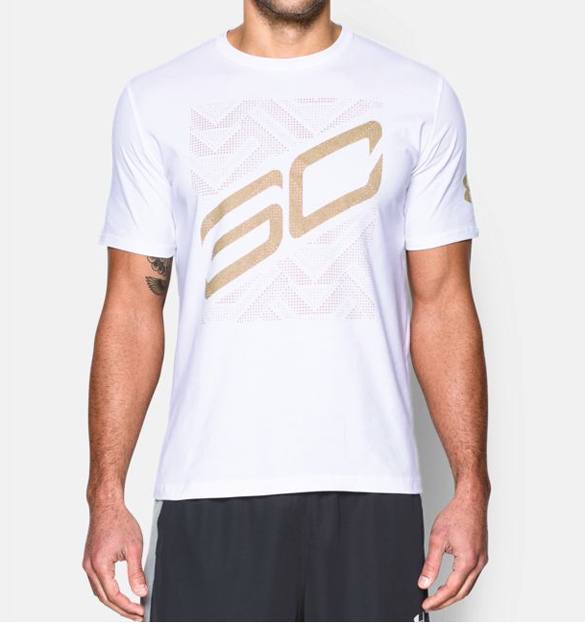 Under Armour Curry Two All Star Shirts