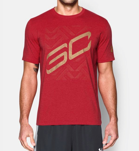 under-armour-steph-curry-vent-tee-red