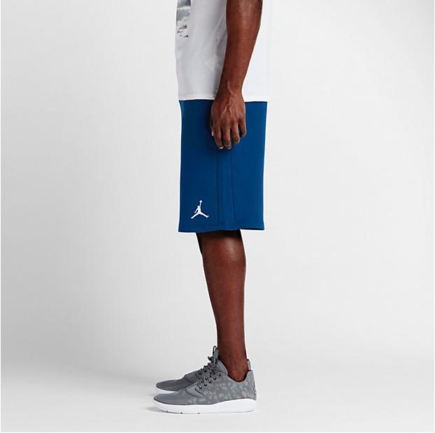8e2bb0d3c66 Air Jordan 12 French Blue Shorts | SneakerFits.com