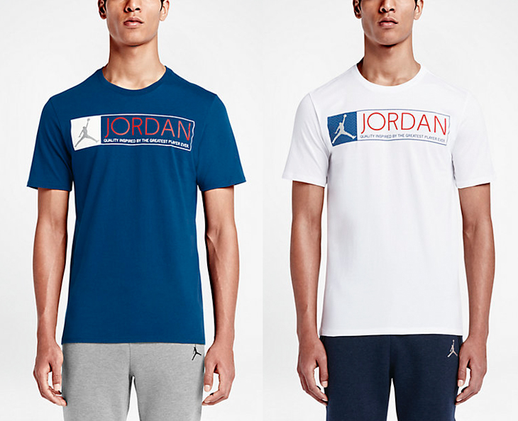 reputable site 6489b 9d9d3 Shirts to Match the Air Jordan 12 French Blue | SneakerFits.com