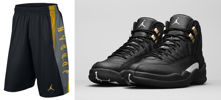 air-jordan-12-the-master-jordan-shorts