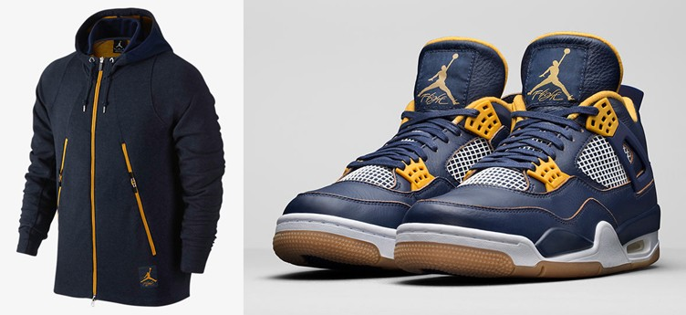 uk availability 09abe b4969 Air Jordan 4 Dunk From Above Hoodie | SneakerFits.com