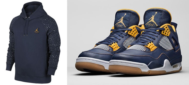 air-jordan-4-dunk-from-above-speckled-hoodie