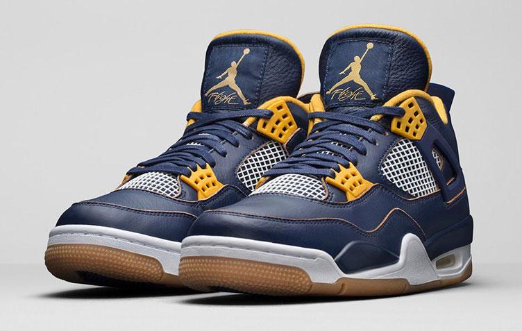 Nike Air Jordan Iv Retro Clavada Desde Arriba Camisa V9QCQv