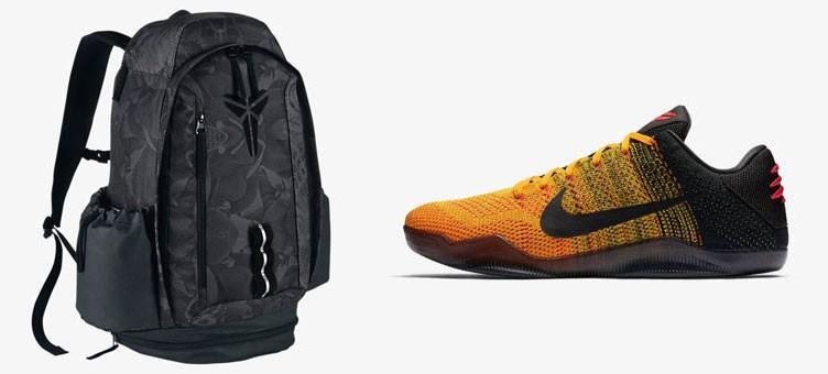 """new concept fa3bd 9d21e Nike Kobe 11 """"Warrior Spirit"""" x Nike Kobe Mamba XI Backpack"""