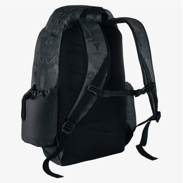 free shipping 4cad8 59271 nike-kobe-11-mamba-backpack-black-2
