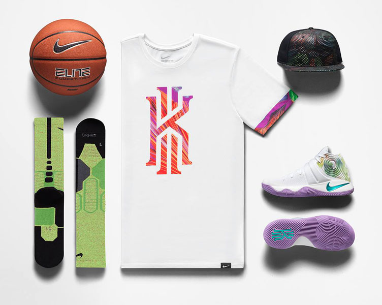 "493e23f93c6f Nike Kyrie 2 ""Easter"" Collection"