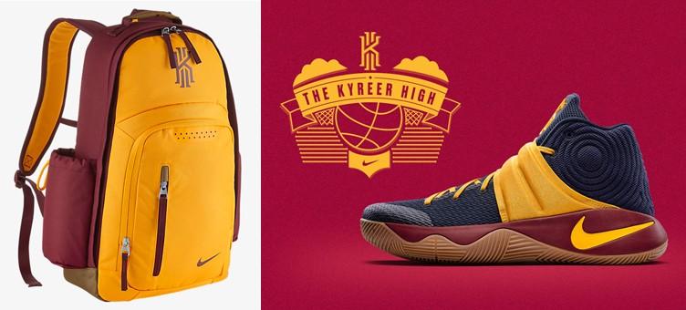"91d3ee2dc4e9 Nike Kyrie 2 ""Ky-Reer High"" x Nike Kyrie Backpack"