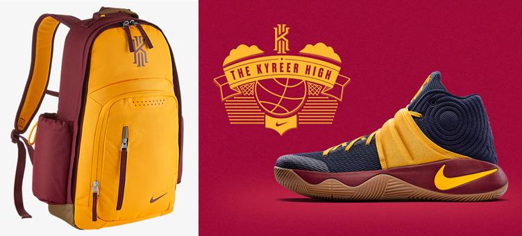 65022c77851c Nike Kyrie 2 Kyreer High Backpack