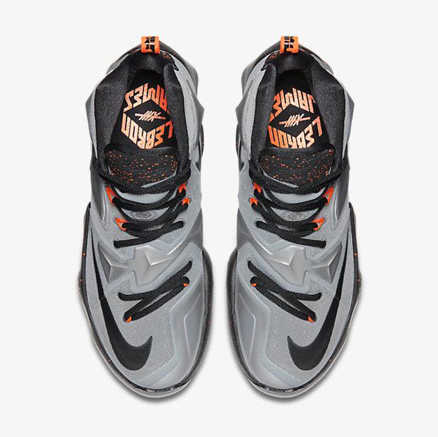 9b327752eba Nike LeBron 13 Rubber City Clothing