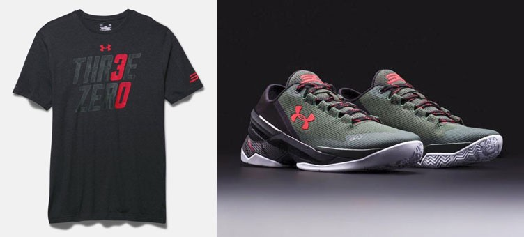 Under Armour Curry Two Clothing Part 2