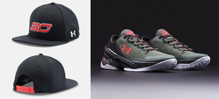 46e19b1a85c Under Armour Curry Two Low Hook Hat
