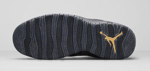 Camicia Air Jordan 10 Nyc 1fg5Fd2d