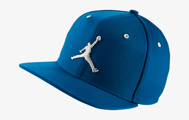 Jordan Hat Blue