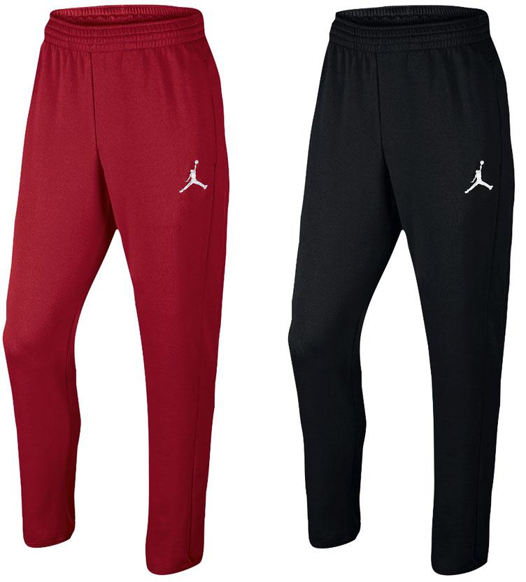 jordan-lite-sweat-pants-black-red