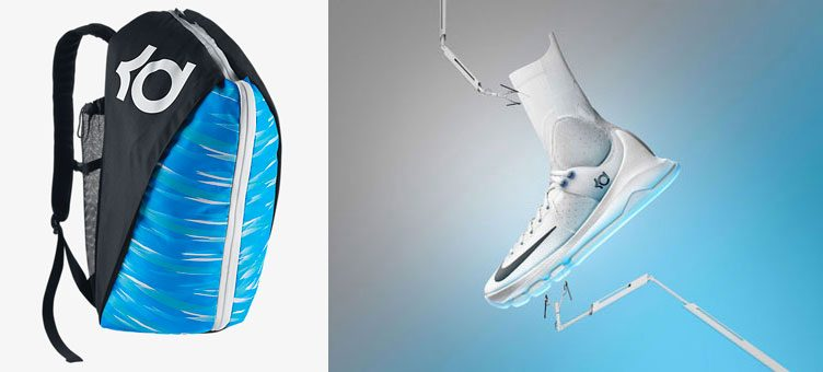 Nike KD 8 Elite x Nike KD Max Air 8 Backpack