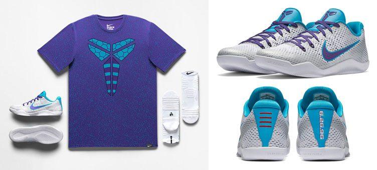 Nike Kobe 11 Draft Day Clothing