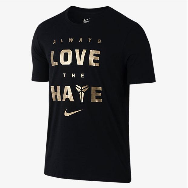 wmsbtn Nike Kobe 11 Black Mamba Shirts | SneakerFits.com