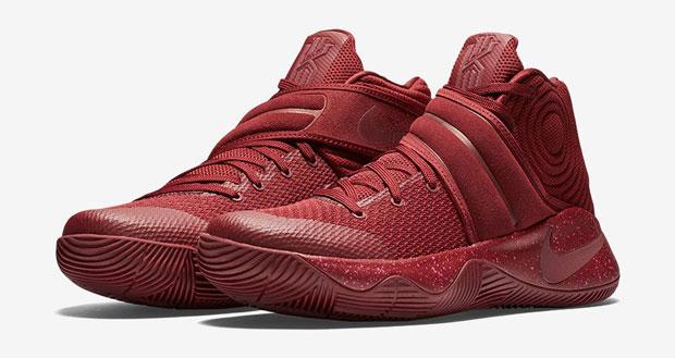 8b4cab52df70 Nike Kyrie 2 Red Velvet Shorts