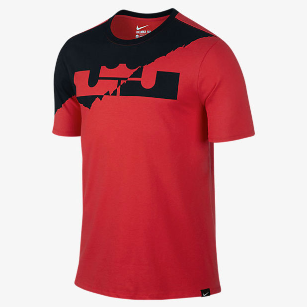 2e9502b42be5 Nike LeBron 13 Elite Red Clothing and Gear