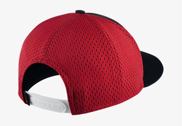 c4f4531bd Nike LeBron 13 Elite Red Black Hat   SneakerFits.com