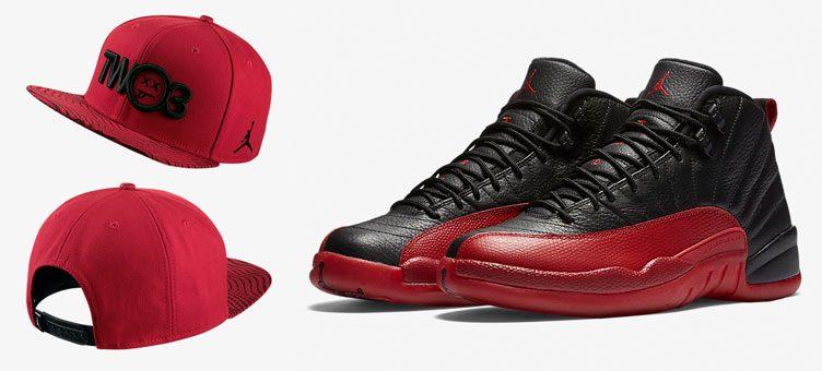 Air Jordan 12 Flu Game Sneakerfits Com