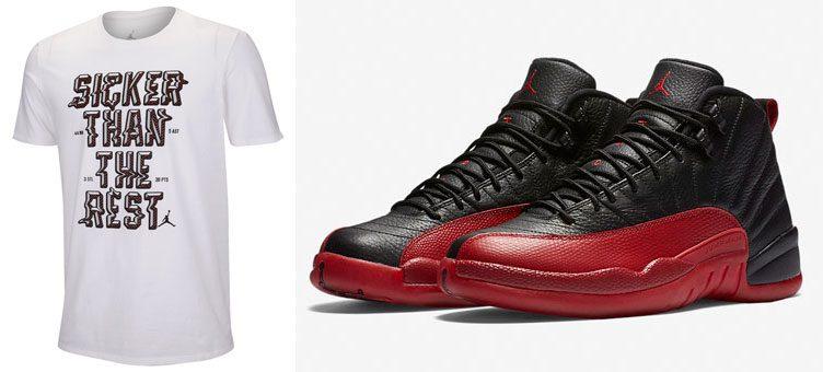 air-jordan-12-flu-game-sicker-shirt