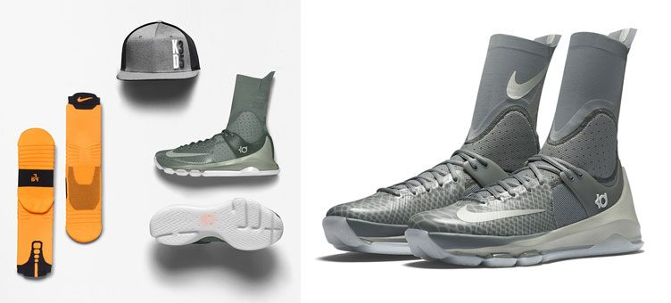 """sports shoes 41aec 2c071 Nike KD 8 Elite """"Neutral"""" Collection"""