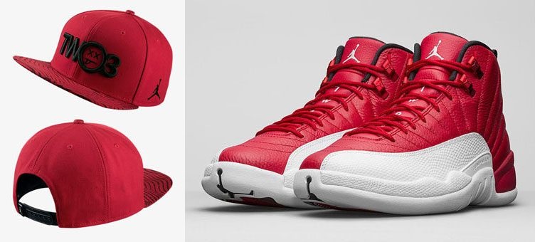 air-jordan-12-gym-red-hat