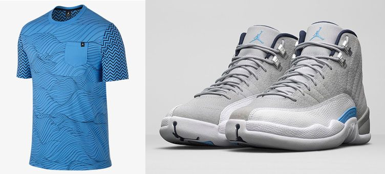 air-jordan-12-unc-pocket-shirt
