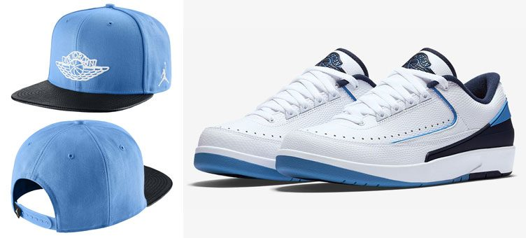 air-jordan-2-low-unc-midnight-navy-hat