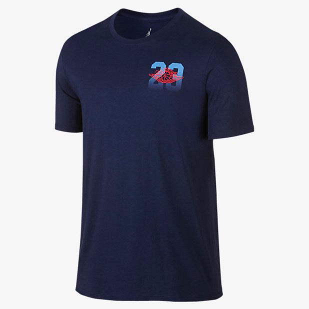 air jordan 2 shirt