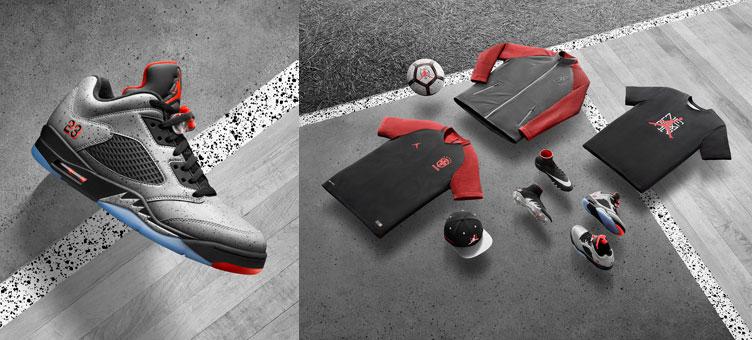 c1f61f7ad Air Jordan 5 Low Neymar Clothing   SneakerFits.com