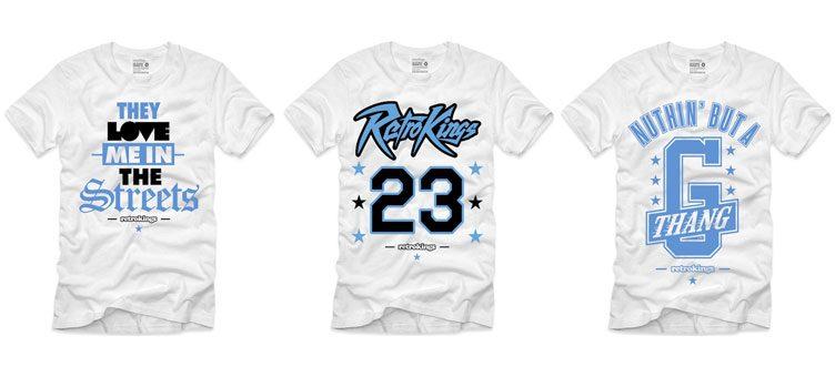 85e712a9aff Air Jordan 9 Low Pantone Sneaker Shirts by Retro Kings | SneakerFits.com