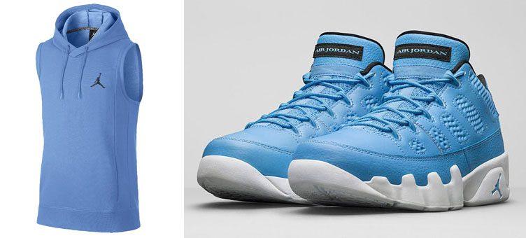 air-jordan-9-low-university-blue-pantone-hoodie