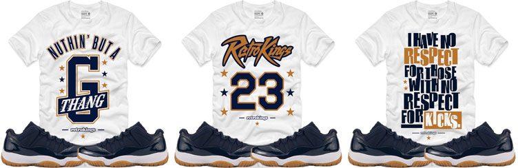jordan-11-navy-gum-sneaker-tees-retro-kings