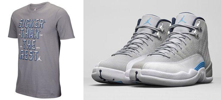 jordan-12-unc-sick-shirt