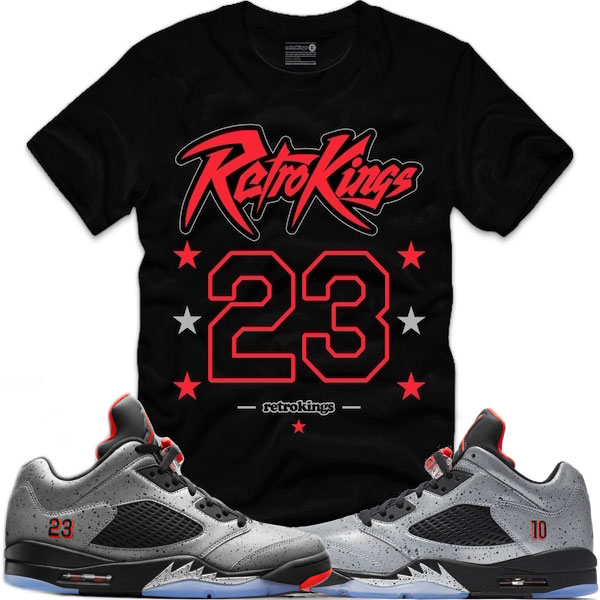 size 40 3d733 d974c jordan-5-neymar-sneaker-tee-retro-kings-6