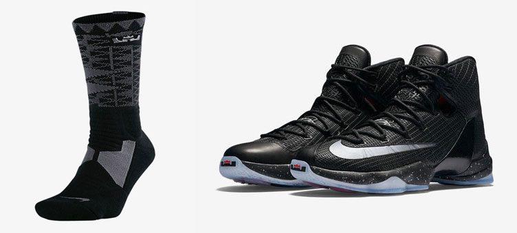 nike-lebron-13-elite-black-socks