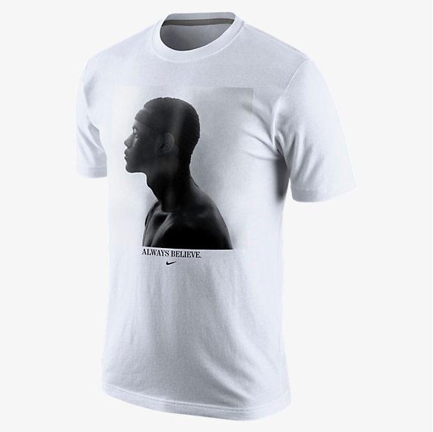 f761f242f Nike LeBron Always Believe Shirt | SneakerFits.com