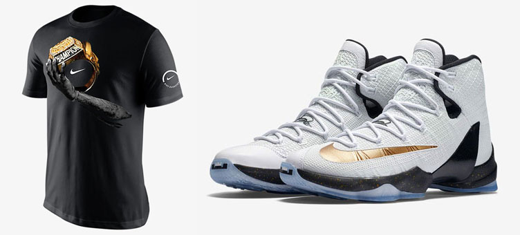 sports shoes 65e85 ed82a nike-lebron-nba-championship-shirt