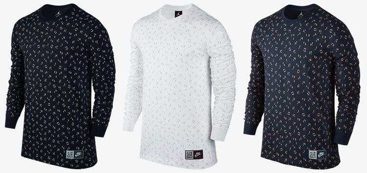 air-jordan-5-nike-air-shirts