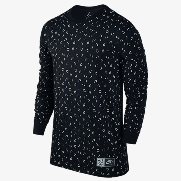 nike air jordan long sleeve shirts