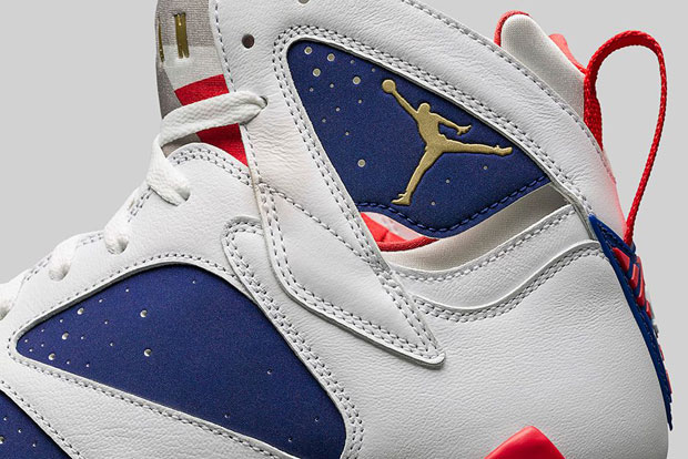 e907feabb097 Air Jordan 7 Olympic Alternate USA Hoodie