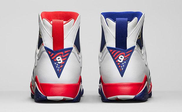 18a896ad207440 Air Jordan 7 Olympic Alternate Socks