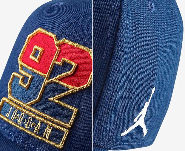 Air Jordan 7 Olímpicos De 1992 Sombrero oPJANZF7