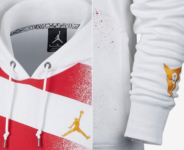 Air Jordan 7 Felpa Olimpici 2018 281nF