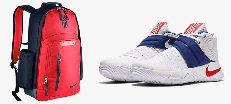 d51772a5c9 Nike Kyrie 2 USA Backpack