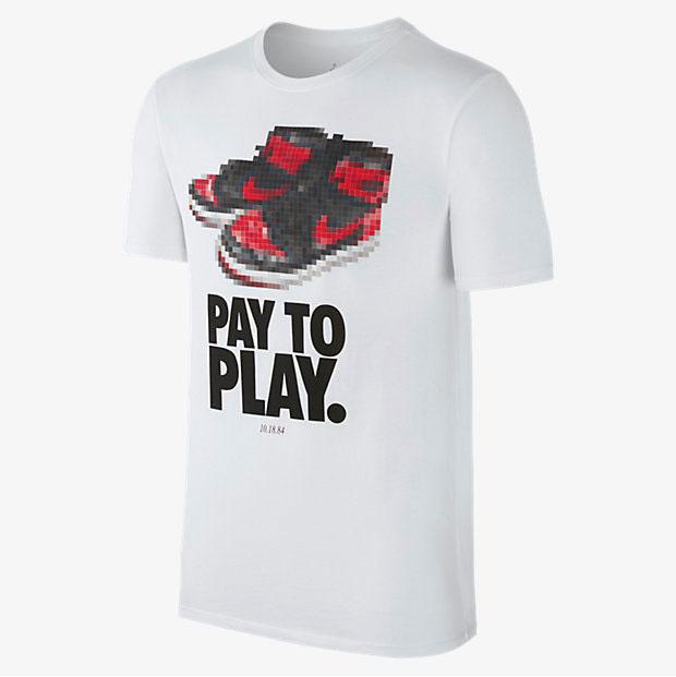 a8f1d5da628 Air Jordan 1 Banned Pay To Play Shirt | SneakerFits.com